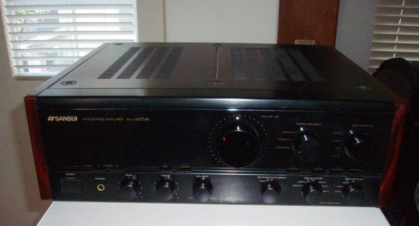 Sansui Integrated Amplifier - $799 (Carlsbad)