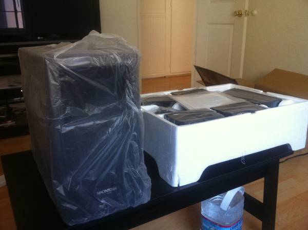BRAND NEW Home Theater Speakers - $130 (Brea)