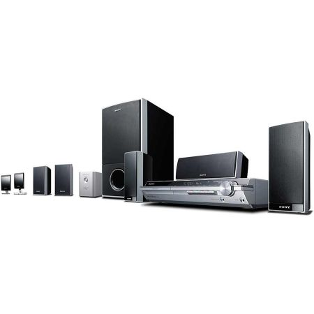 Sony DAV-HDX267W 5-disc BRAVIA DVD home theater system with DVD vide - $100 (San Clemente, CA)