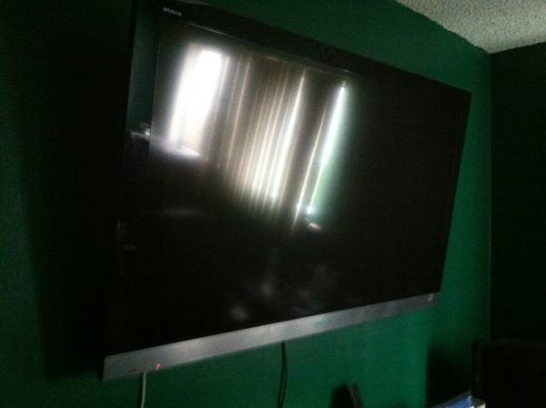 55 SONY LCD HDTV. 1080P 120HZ WALL MOUNT MUST LOOK - $750 (Orange County)