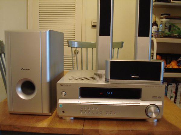 PIONEER SX-315 SURROUND SPEAKERS - $160 (BUENA PARK)