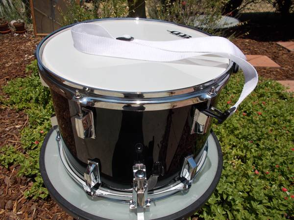 DRUM Single Marching Drums Snare Tom Bass Cymbal Parts Props Project - $1 (Fullerton)