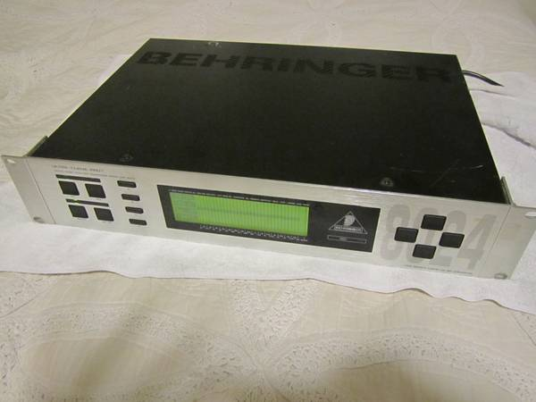 Behringer DSP 8024 Ultra Curve Pro - $200 (Huntington Beach)