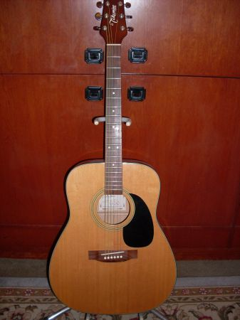 Takamine acoustic guitar g240 - $180 (Orange County)