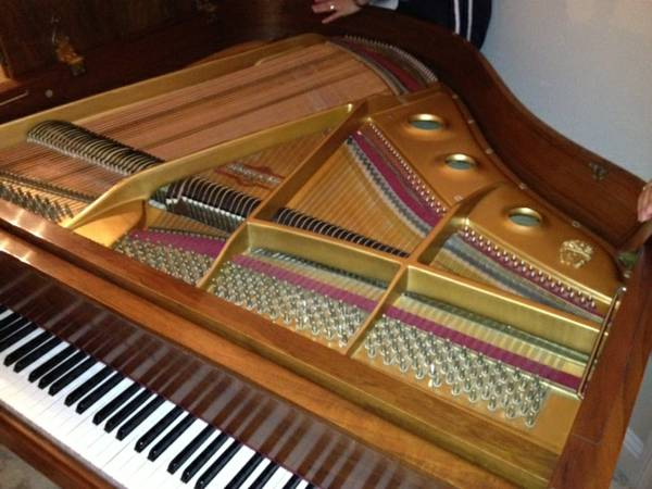 Schafer and Sons Baby Grand Piano SS-51 - $2700 (Glendora)