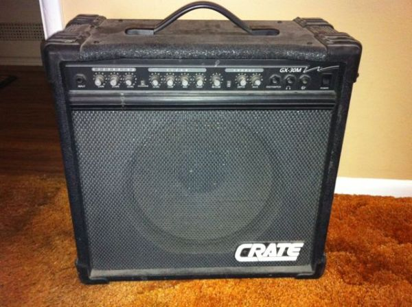 Crate GX-30M Amp - $85 (Lake Forest)