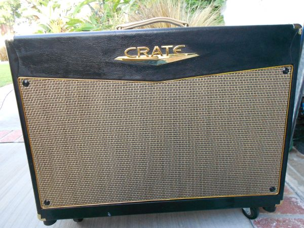 Crate RFX120 2 X 12 Combo - $200 (South OC)