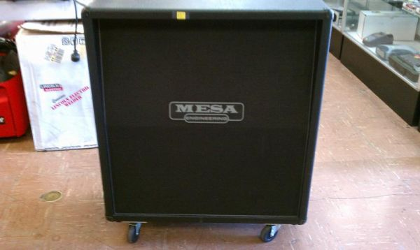 MESA BOOGIE 4X12 4FB SPEAKER CABINET - $600 (NORWALK PAWN)