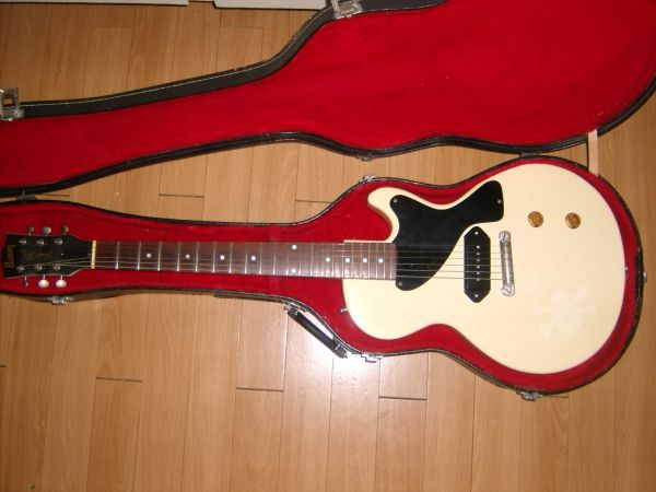 Burny Single Cut Les Paul Jr - $800 (Placentia)