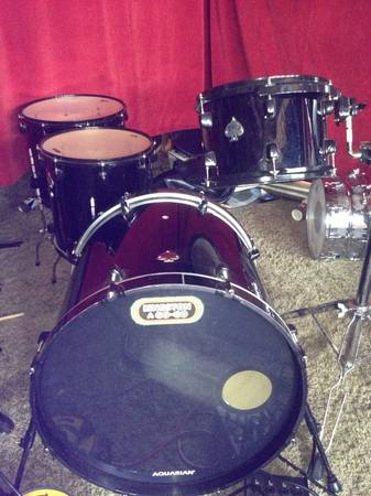 DDrum Diablo 5pc Drum Set - $300 (La Palma)