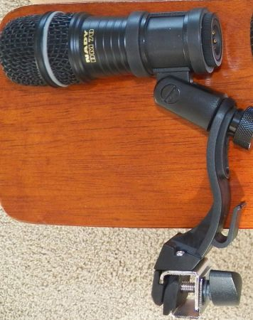 Nady DM70 pro SnareTom Mic Percussion mic with Drum Clip - $40 (Mission Viejo)