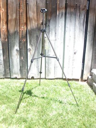 Trikon Lite-10 Tripod Fully Adjustable $ 25 OBO - $25 (ANAHEIM)