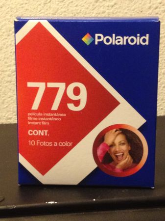 Polaroid 600 Film 779 Film - $35 (DB)