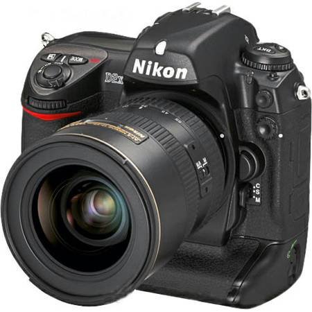 NIKON D2X - $595 (Orange County-LA-Riverside-San Diego)