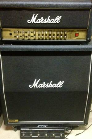 Marshall AVT150h Footswitch - $300 (Anaheim (east))