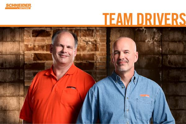 Driver - Team Truck Driving Job - No Experience Needed (Orange, CA)