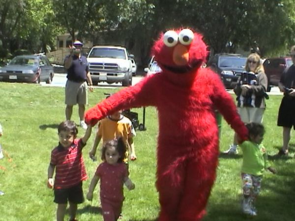Party Clowns for Hire Rent a Clown Elmo Dora Yo Gabba Pony Petting Zoo (BEST in OC 888-501-4FUN)