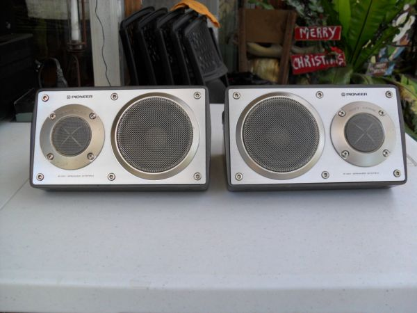 vintage pioneer car speakers for sale. Black Bedroom Furniture Sets. Home Design Ideas