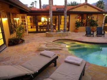 $250 3br - 1200ftsup2 - 3br Peaceful Harmony Home with a View, Pool, Palm Springs (Palm Springs, CA)