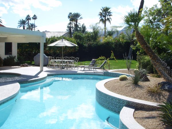 $3555 3br - Private Pool, Spa gated ESTATE wtennis courts (Rancho Mirage Palm Springs)