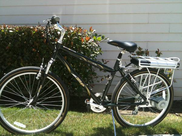 Brand new Eco electric bike by Currie USA - $675 (i.e.)