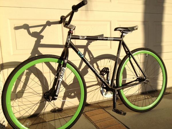 ----Fixed Gear----Fixie----Volume Cutter Limited Edition---- - $350 (Menifee)