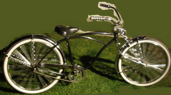 26 Schwinn Low RiderChopper Bike - $400 (Indio, CA)