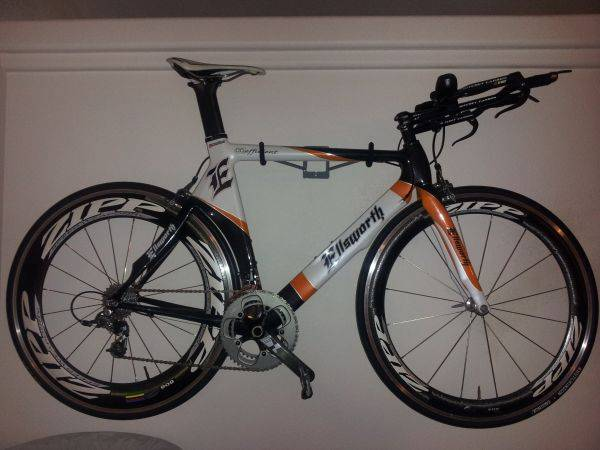 Ellsworth Co-Efficent Triathlon bike TT Time trail Specialized Shiv P2 - $3000 (Joshua Tree)