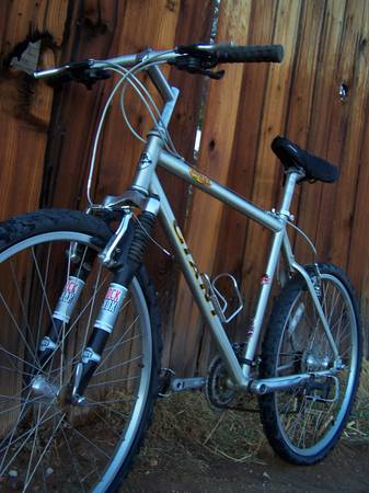 (Giant), Iguana series mountain bike, aluminum frame - $100 (yucca valley)