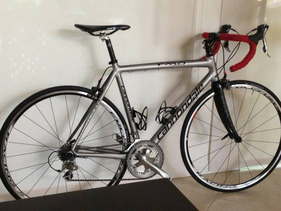 Cannondale CAAD 9 54cm - $1400 (Indian wells)