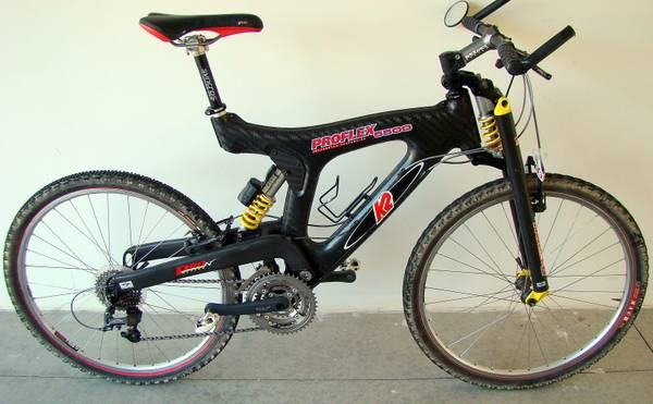 1998 Proflex 5500 K2 size-20 mtb - $990 (Palm Srings area, CA)