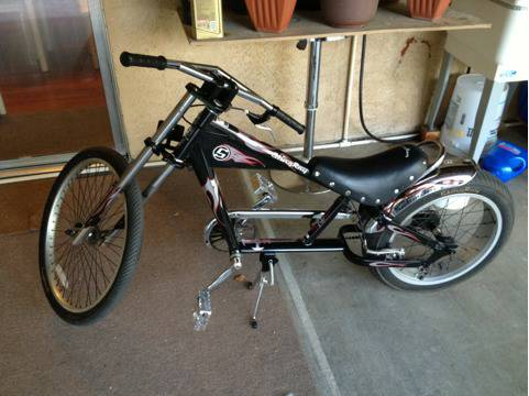 OCC Schwinn Stingray bike - $150 (Cathedral City)