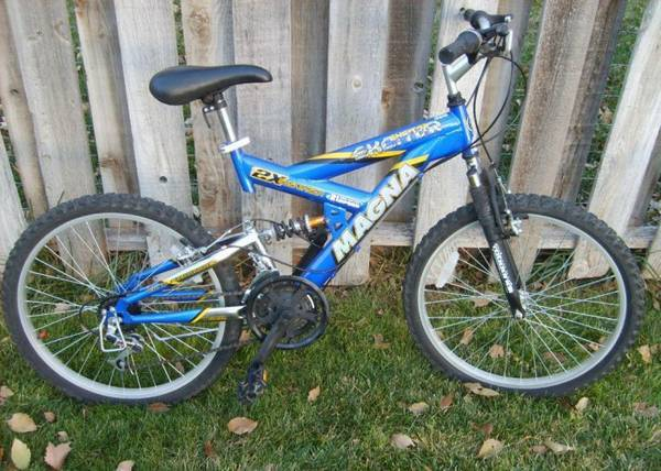 Magna Excitor 21 Spd Mtn Bike - $40 (DESERT HOT SPRINGS)