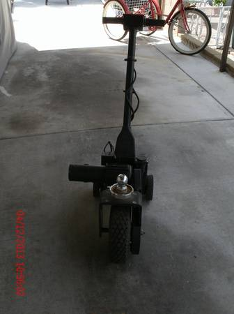 BOAT TRAILER MOVER - $600 ( IE)