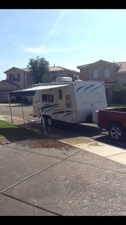 18 Travel Trailer for sale - $5000 (Indio, CA)