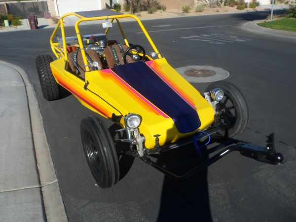 SAND RAIL - ONE OF THE BEST, FAST AND SUPER CLEAN - $5995 (INDIO, CA)