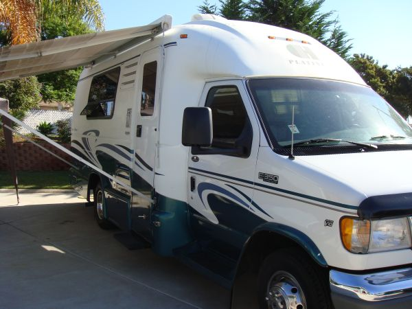 Coach House 24 ft Class B - $22800 (Oceanside,CA)