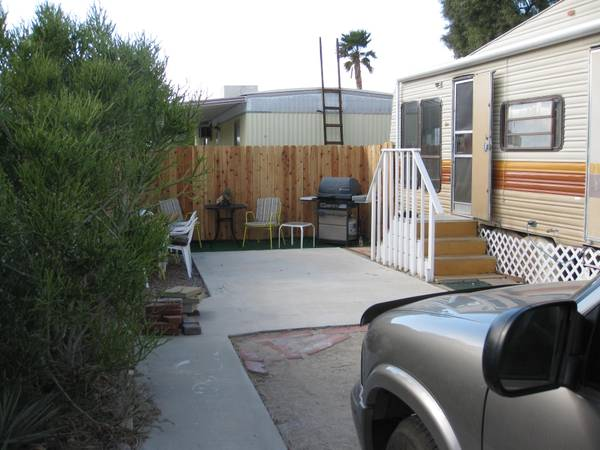 36.5 Alpha Gold 5th wheel 4 sale or trade - $2000 (Desert Oasis RV Park)