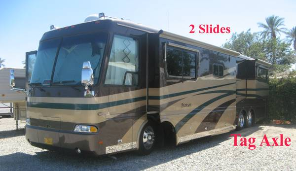RV 2003 BEAVER PATRIOT THUNDER - $99000 (RIVERSIDE)