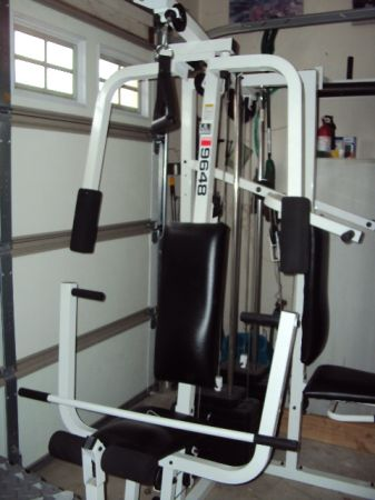 Weider Pro 9648 Workout Station - $125 (Palm Springs, CA)