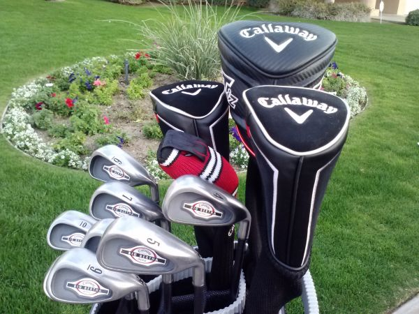 Callaway 20 Piece Complete Golf Club Set - $375 (Cathedral City)