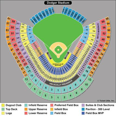 Dodgers tickets for this Friday and Saturday $25 a pair - $25 (Inland Empire)