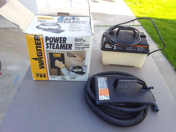 WAGNER 705 POWER STEAMER- COMPLETE EXCELLENT - $30 (Cathedral City)