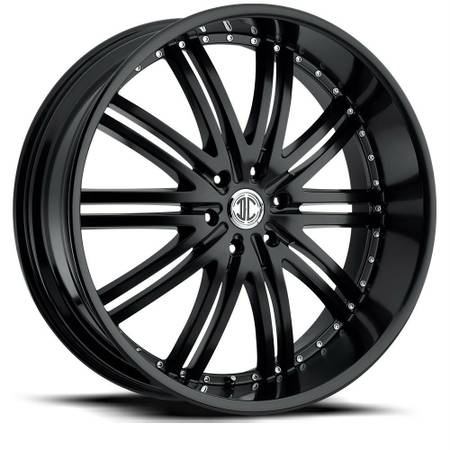 26 inch rims w tires used 5 lug 5x5 lug pattern - $1500 (coachella)