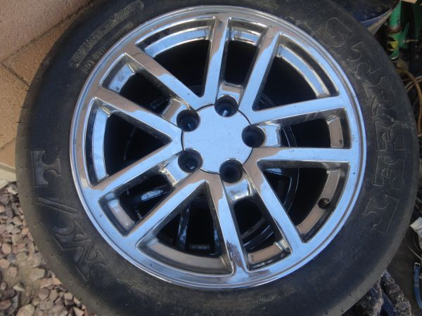 Original Camaro SS Rims - $450 (Palm SpringsInland Empire)