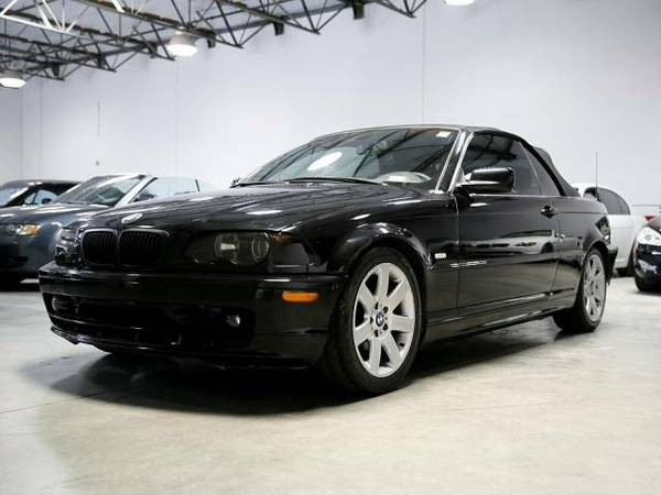 2003 BMW 3 Series 325Ci 2dr Convertible with Coded driveaway protection - $9900 (PRIMA MOTOR CARS )