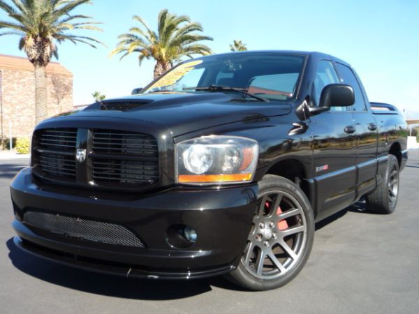 2006 DODGE RAM Viper SRT10 NIGHT RUNNER Premium Pkg 1.99RATE O.A.C - $20999 (SAN BERNARDINO )