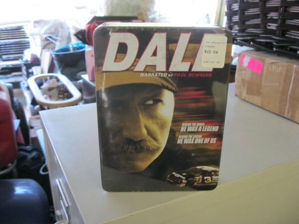 Dale Earnhardt 6 DVD Set NIB - $10 (Cathedral City)