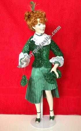 I Love Lucy as Sally Sweet Porcelain Doll - $75 (PALM SPRINGS)