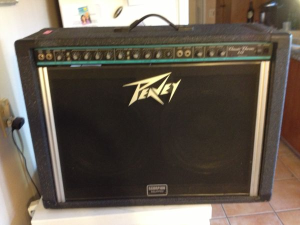 Peavey Classic Chorus 212 Guitar - $220 (Cathedral city)